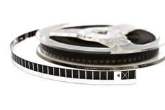 Cinema ribbon Royalty Free Stock Photo