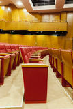 Cinema room Royalty Free Stock Images