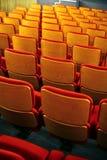 Cinema seats Stock Photos