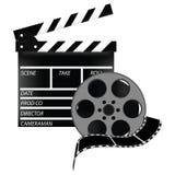 Cinema set Royalty Free Stock Photography
