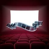 Cinema tape Royalty Free Stock Photography