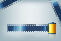 Cinema tape Royalty Free Stock Images