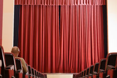 Cinema and theater Royalty Free Stock Image