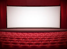 Cinema theater Stock Images