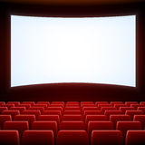 Cinema Theatre Royalty Free Stock Photography