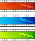 Cinema ticket Stock Photography