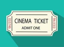Cinema tickets Stock Photo