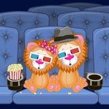 Cinema Royalty Free Stock Photography