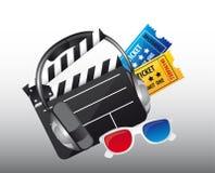 Cinema vector Stock Photo