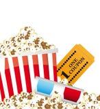 Cinema vector Stock Photography