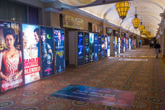 CinemaCon 2014 arkivfoto