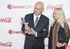 CinemaCon 2015 - 2015 Big Screen Achievement Awards Royalty Free Stock Images