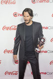 CinemaCon 2016 - The Big Screen Achievement Awards Royalty Free Stock Photos
