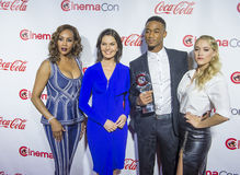 CinemaCon 2016 - The Big Screen Achievement Awards Royalty Free Stock Photography