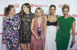 CinemaCon 2016 - The Big Screen Achievement Awards Stock Images