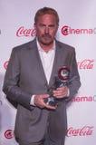 CinemaCon 2014 - de Grote Toekenning van de het Schermvoltooiing Stock Foto's