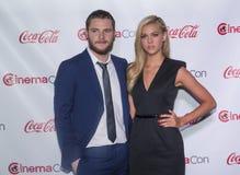 CinemaCon 2014 - de Grote Toekenning van de het Schermvoltooiing Stock Fotografie