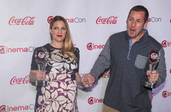 CinemaCon 2014 - die Großleinwand-Achievement Awards Stockfotos