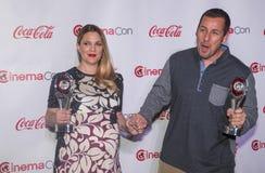 CinemaCon 2014 - i grandi premi al successo dello schermo Fotografie Stock