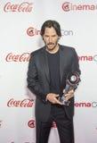 CinemaCon 2016 - i grandi premi al successo dello schermo Fotografie Stock Libere da Diritti