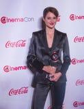 CinemaCon 2014 - les grands prix à la réussite d'écran Image libre de droits