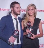CinemaCon 2014 - los premios al éxito grandes de la pantalla Fotos de archivo
