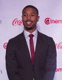 CinemaCon 2014 - os prêmios de mérito grandes da tela Fotos de Stock Royalty Free