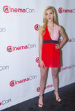 CinemaCon 2014 - Paramount-Premiere-Darstellung Lizenzfreies Stockfoto