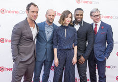 CinemaCon 2015 - Twentieth Century Fox Presentation Royalty Free Stock Image