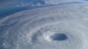 Cinemagraph för NASA 4K samling - orkan lager videofilmer