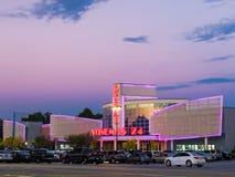 Cinemas régios 24 Imagem de Stock