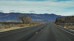 Cinematic Road Trip stock footage