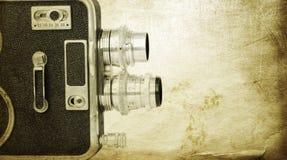 Cinematografía de la vendimia Imágenes de archivo libres de regalías