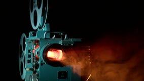 Cinematografisch materiaal, vrije tijd, betovering, geheugen stock video