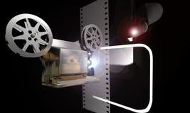 Cinematografo Immagine Stock