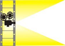 Cinematografo Fotografie Stock Libere da Diritti