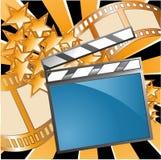 Cinematografo Fotografie Stock
