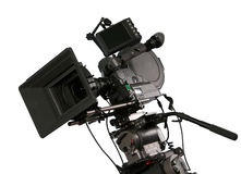 Cinematograph camera Stock Photography