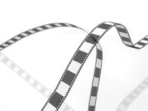 Cinematographic film Royalty Free Stock Photos