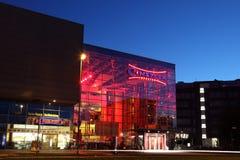 Cineplex bio i Munster, Tyskland Royaltyfri Bild