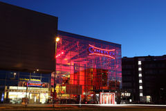 Cineplex cinema in Munster, Germany Royalty Free Stock Image