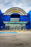 Cineplex Odeon Theater Entrance Royalty Free Stock Images
