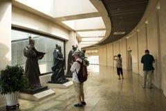 Cinese altare di secolo di Asia, Pechino, Cina Fotografia Stock Libera da Diritti