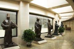 Cinese altare di secolo di Asia, Pechino, Cina Fotografie Stock