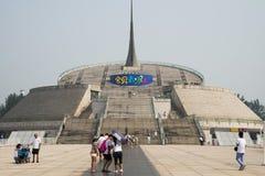 Cinese altare di secolo di Asia, Pechino, Cina Immagine Stock