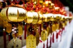 Cinese amulet2 fotografie stock libere da diritti