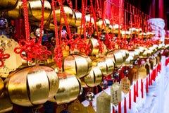 Cinese amulet4 Fotografie Stock