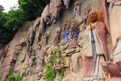 Cinese Buddha Immagini Stock