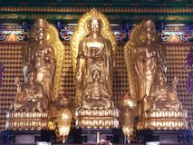 Cinese Buddha fotografia stock