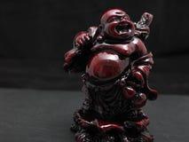 Cinese felice Buddha Fotografia Stock